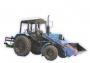 Трактор-щетка ковш в аренду