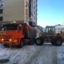 Погрузка вывоз утилизация снега